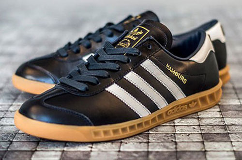 Adidas Hamburg Made in Germany trainers ready for launch