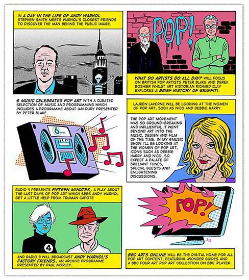 BBC4 Goes Pop! launches this week