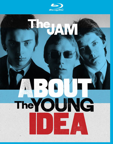 Now on pre-order: The Jam About The Young Idea Blu-ray plus DVD two-disc set