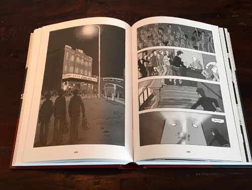 Getting Grand – Memories of a Smalltown Mod by Tobias Dahmen now available in book form