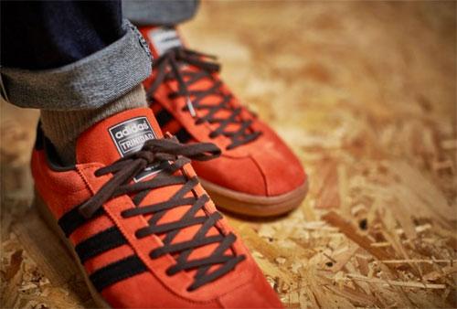 Adidas Trinidad & Tobago Island Series trainers