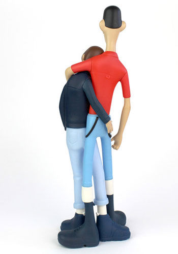 This Is England limited edition art figures by Pete McKee