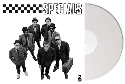 The Specials debut album reissued on limited edition white vinyl