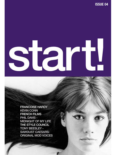 Start! mod fanzine issue 4 now available