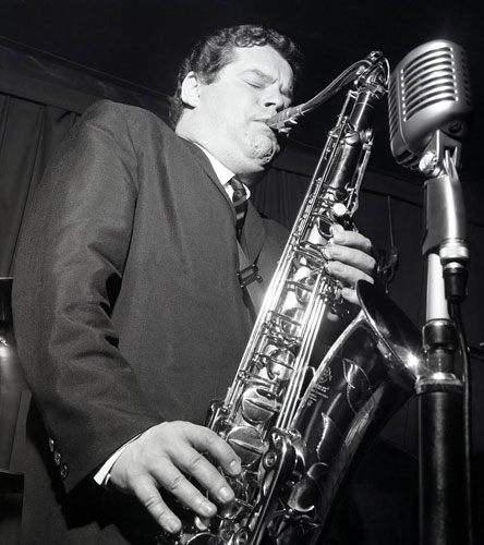 Mark Baxter talks Tubby Hayes – A Man in a Hurry