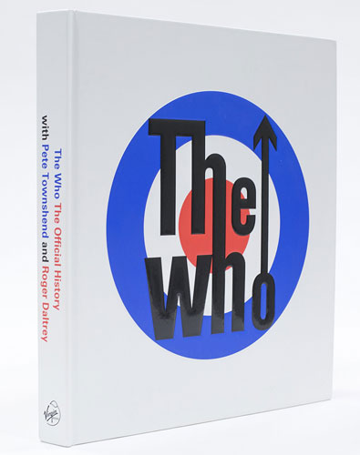 Out this week: The Who: The Official History in hardback by Ben Marshall