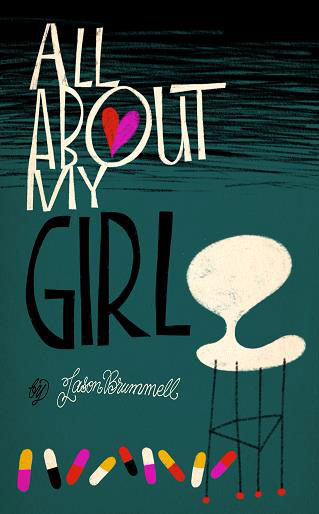 All About My Girl by Jason Brummell reissued as a limited edition