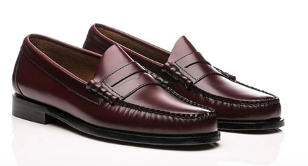 GH Bass Black Friday deal - 20 per cent off loafers