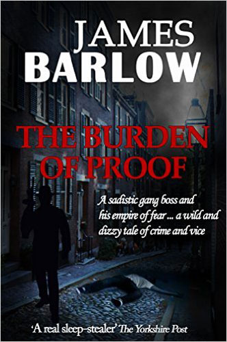 Burden Of Proof by James Barlow (Pan)