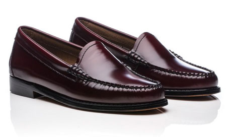 Sale watch: GH Bass – 30 per cent off loafers