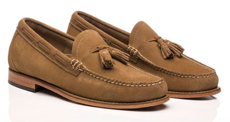 Sale watch: GH Bass - 30 per cent off loafers