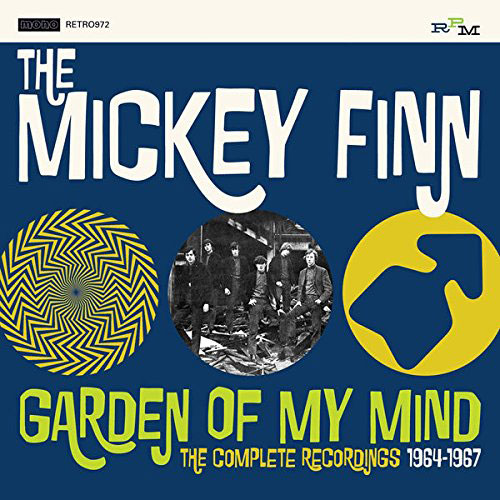 Out now: The Mickey Finn – Garden Of my Mind (The Complete Recordings 1964 – 1967)