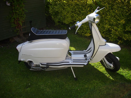 Scooter watch: 1962 Lambretta Li 150 Series 3 on eBay