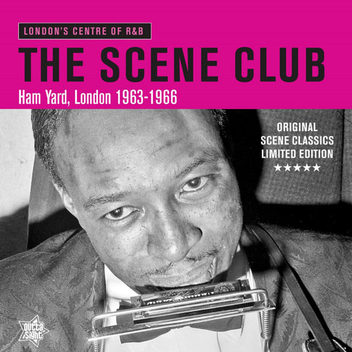 The Scene Club and the Twisted Wheel limited edition vinyl (Outta Sight)