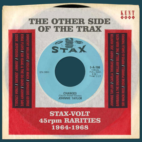 Coming soon: The Other Side Of The Trax: Stax-Volt 45rpm Rarities 1964-1968 (Stax)