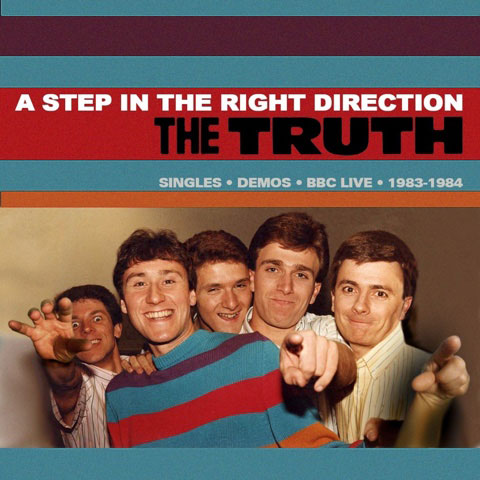 Coming soon: The Truth - A Step In The Right Direction Singles, Demos, BBC Live 1983-1984 box set