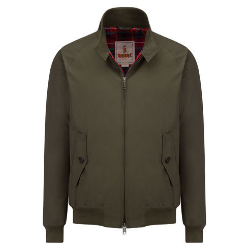 Baracuta now doing 50 per cent off its Harrington jackets
