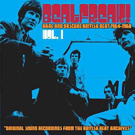 Coming soon: Beatfreak! Rare And Obscure British Beat 1964-1968 (Particles)