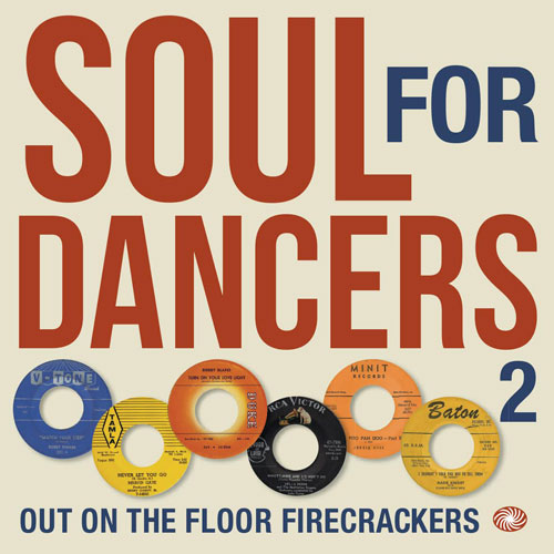 Coming soon: Soul For Dancers 2 on limited edition double vinyl and CD (Fantastic Voyage)