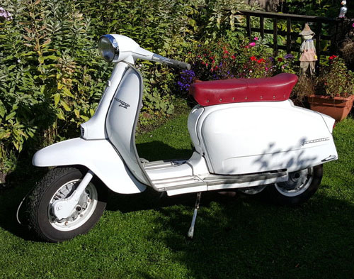 eBay watch: 1963 Lambretta Li 150 scooter