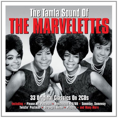 The Tamla Sound of The Marvelettes two-CD set