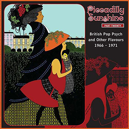 Spotify playlist: Piccadilly Sunshine pop psych series
