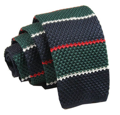 Vintage-style knitted ties at Amazon for under a fiver