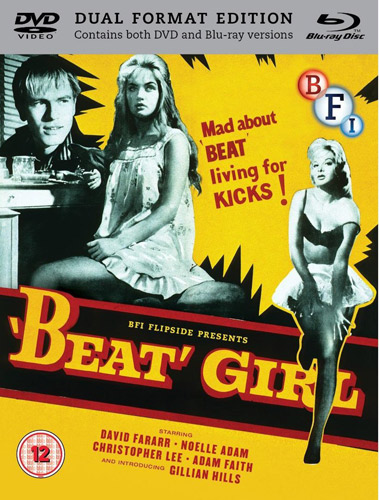 BFI Flipside reissues Beat Girl and Expresso Bongo
