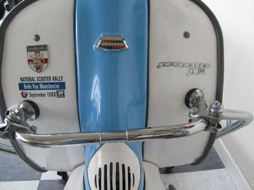 1965 Lambretta Li150 scooter