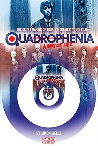 Out now: Quadrophenia – A Way Of Life by Simon Wells for Kindle with bonus downloads
