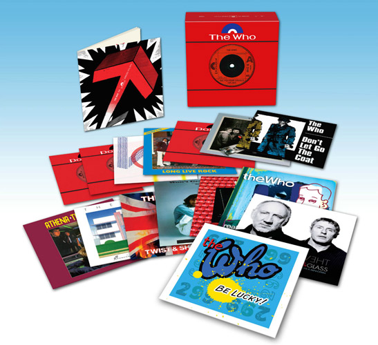 Coming soon: The Who - The Polydor Singles 1975 - 2015