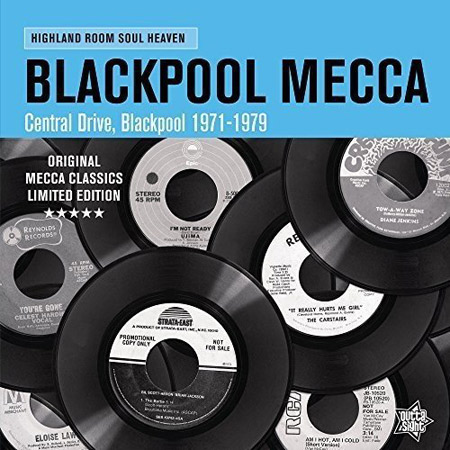 Limited edition vinyl: The Blackpool Mecca 1971 – 1979