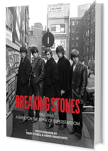 New book: Breaking Stones: 1963-1965 A Band on the Brink of Superstardom