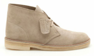 New batch of discounted Desert Boots land at the online Clarks Outlet Store
