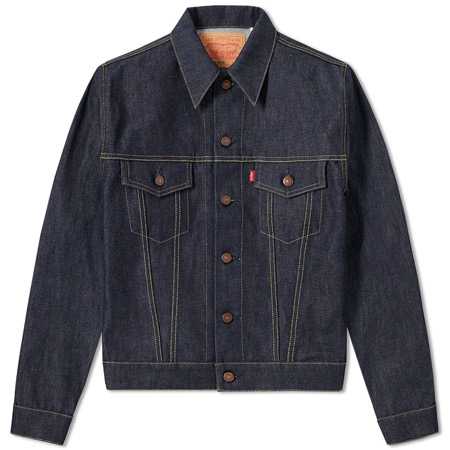 Back on the shelves: Levi's Vintage Clothing 1967 Type III Trucker Jacket