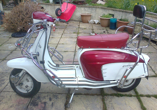 eBay watch: 1965 Lambretta LI 125