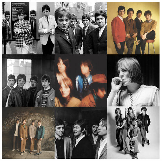 Small or Nothing - a Small Faces photo exhibition in London