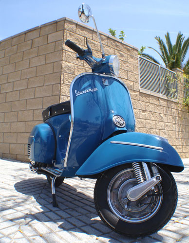 eBay watch: Fully restored 1969 Spanish Vespa 160