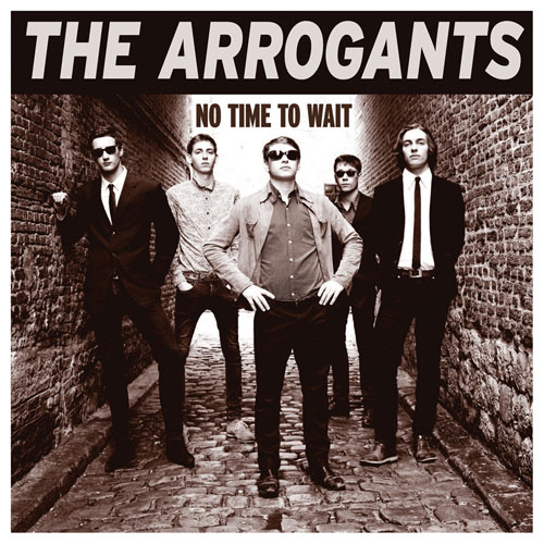 New band: The Arrogants