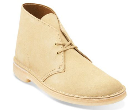 20 per cent off everything at the Clarks Outlet online