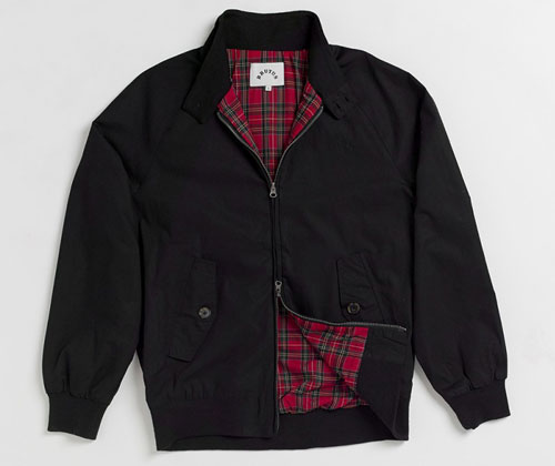 Mod on a budget: Brutus Harrington Jackets