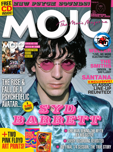 The Jam in this month's Mojo Magazine