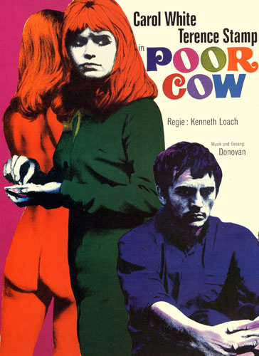 Poor Cow (1967) screening on Talking Pictures TV