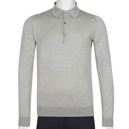 Sale on sale: 15 per cent off stock in the John Smedley Outlet