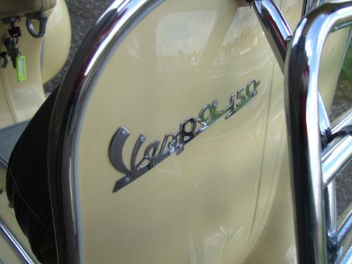 1965 Vespa 150 VBB