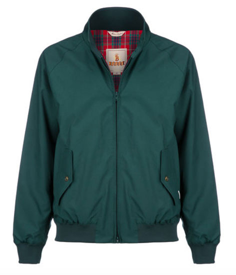 Vintage reissue: Baracuta Archives 001 G9 Harrington Jacket