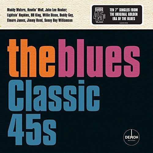 Coming soon: The Blues Classic 45s 7-inch box set