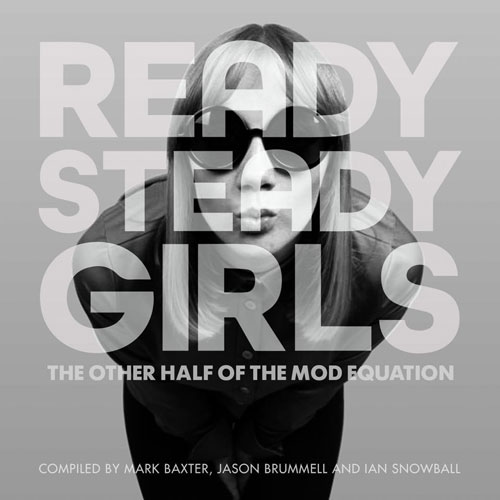 New book: Ready Steady Girls – The Other Side Of The Mod Equation