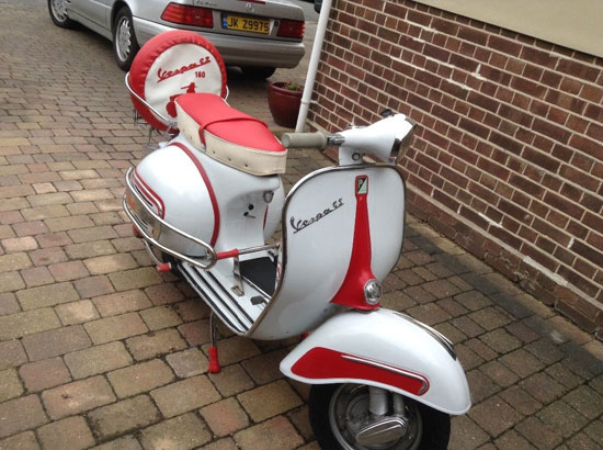 eBay watch: 1962 Vespa GS160 Mk I scooter