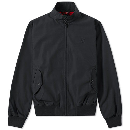 Fred Perry Reissues Made in England Harrington Jackets